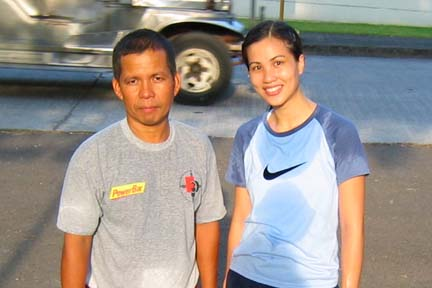 Coach Bernardo and Me