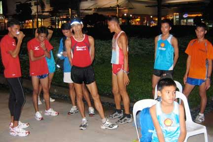 Mizuno Elite Runners