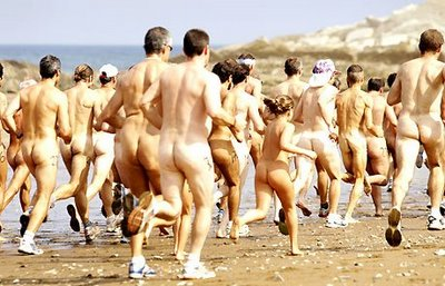 Nude Running, Anyone?