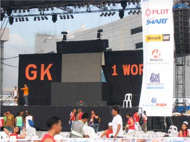 GK Stage